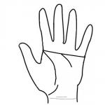 手掌图解大全之--男人女人的断掌